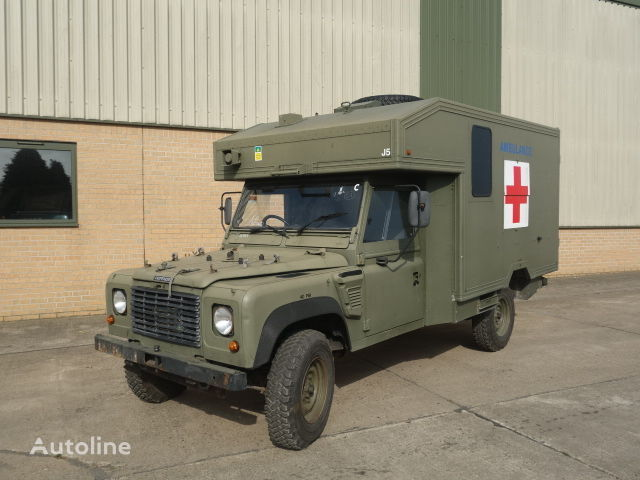 ambulans LAND ROVER Defender Wolf 130