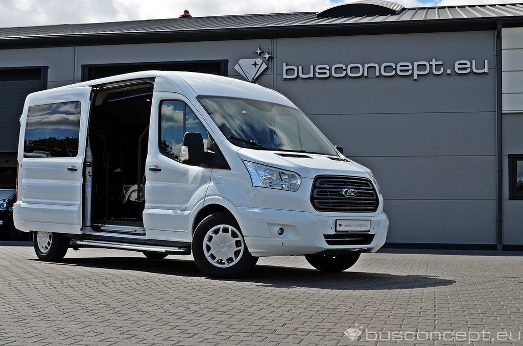 nowy bus pasażerski FORD Transit 350 L3H2 Autm. Webasto VIP-Conversion