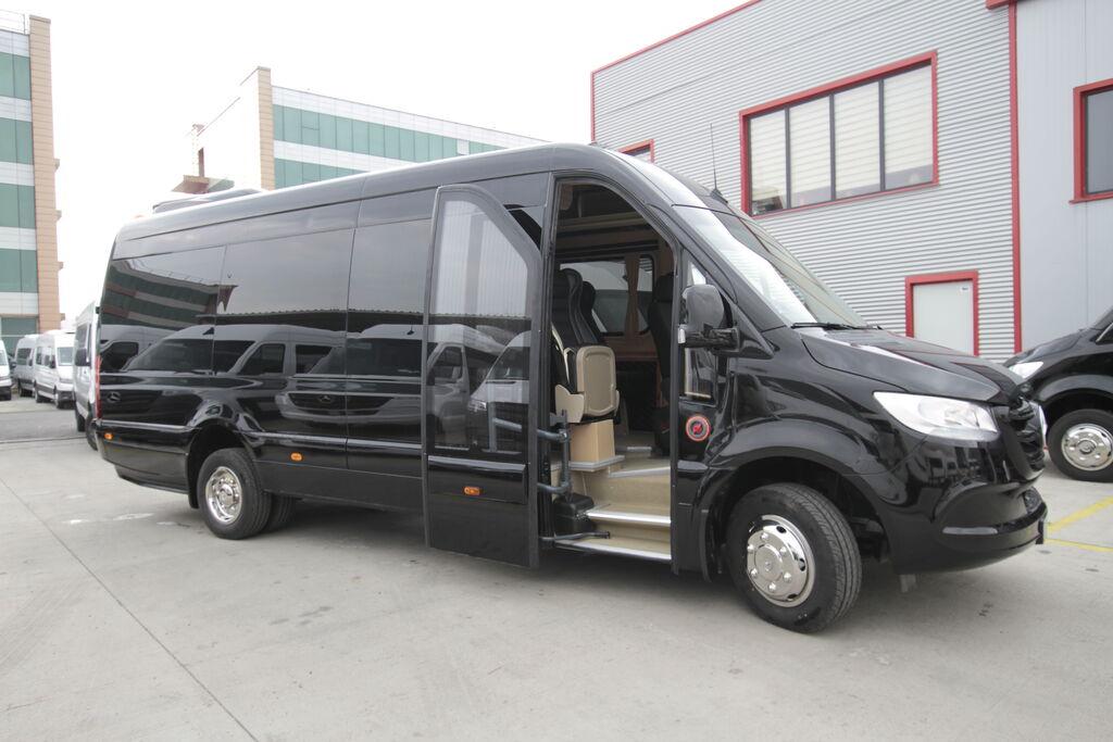 nowy bus pasażerski MERCEDES-BENZ 519, vip *COC*