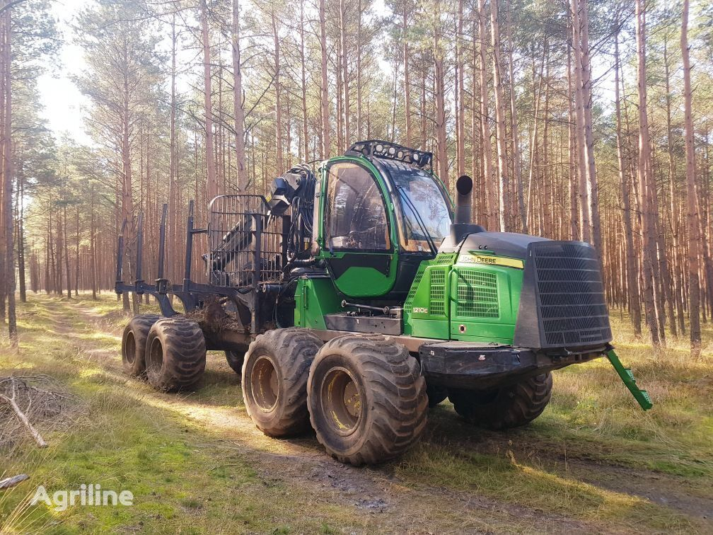 forwarder JOHN DEERE 1210E