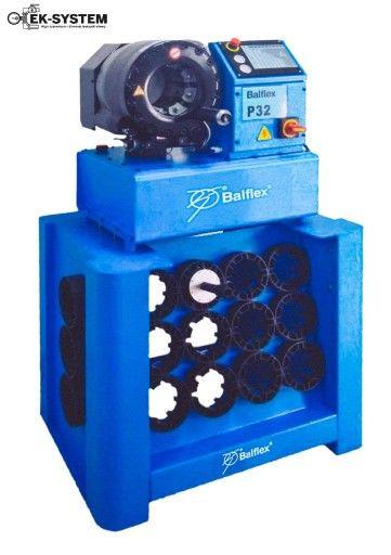 nowa maszyna do zaciskania Balflex P32