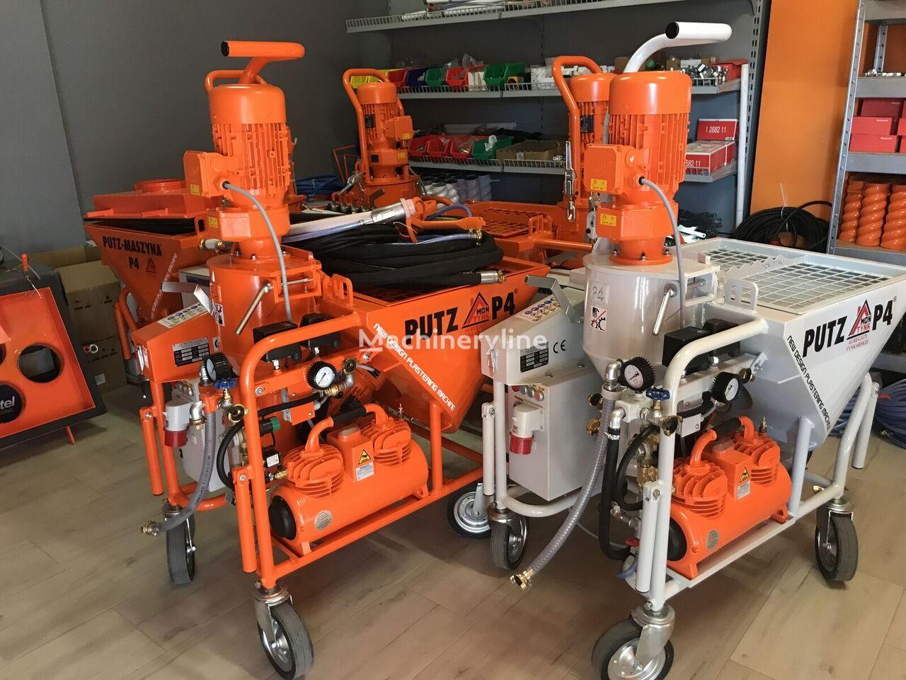 nowy maszyny tynkarskie Agregat tynkarski ,Putzmaschine P4 ,vakológép ,strojova omietack