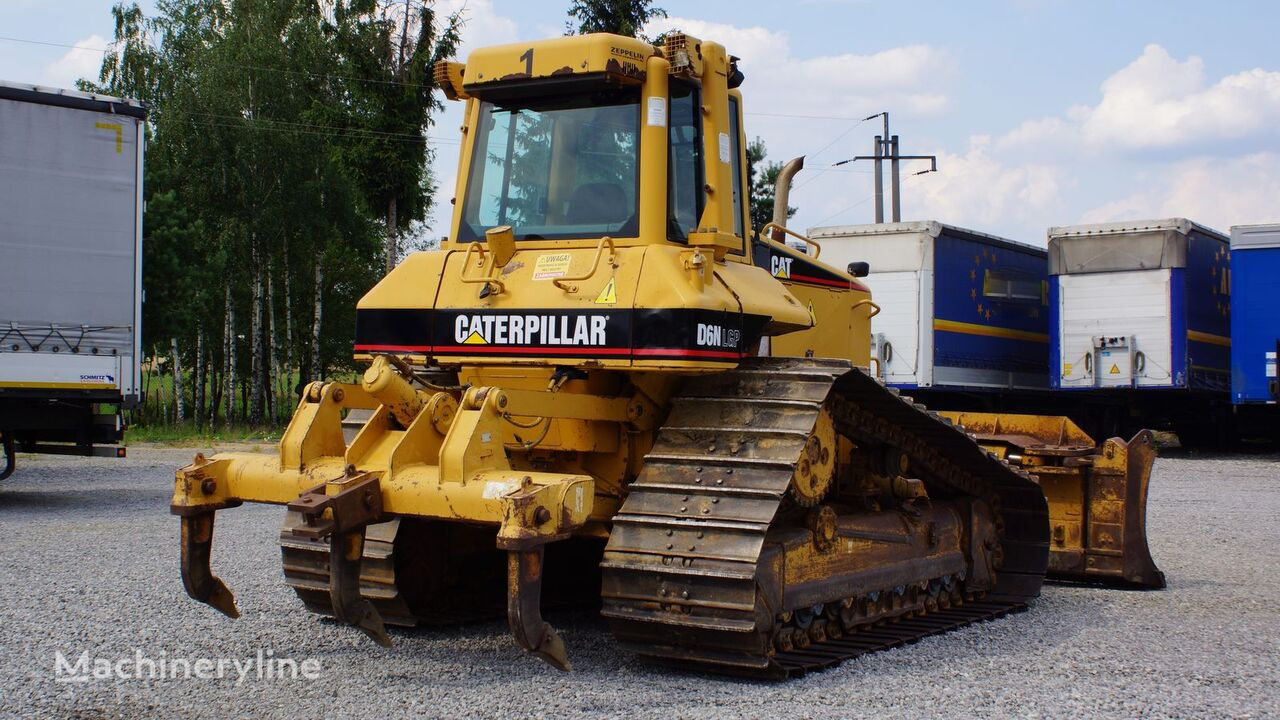 spychacz CATERPILLAR CAT D6N LGP_RIPPER_AIR CONDITION_PERFECT _ 2004