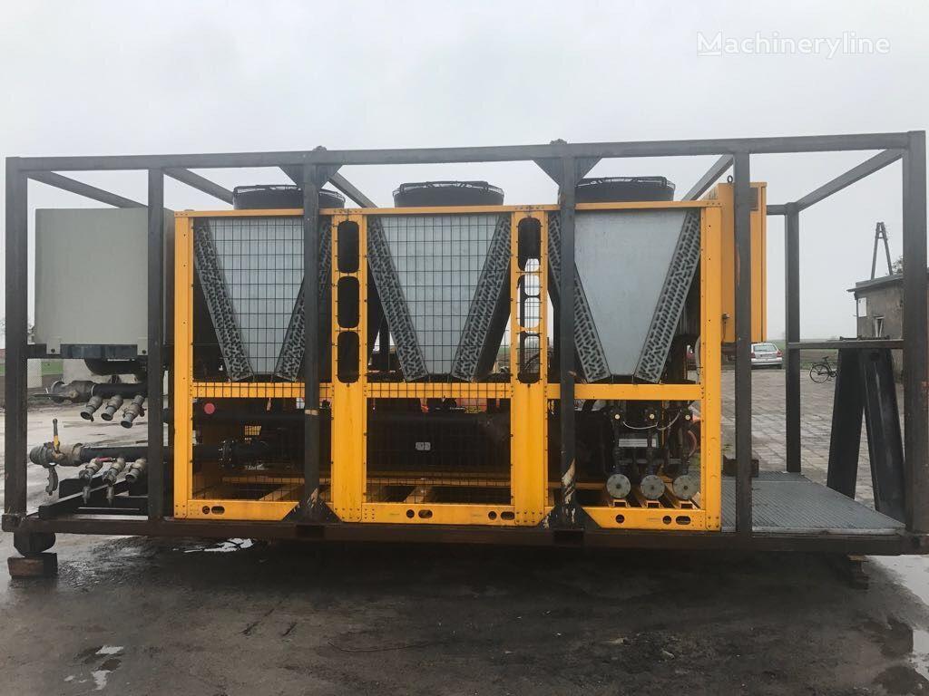 urządzenia przemysłowe Chiller Agregat wody lodowej