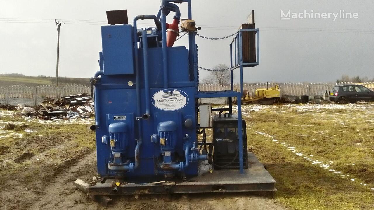 wiertnica horyzontalna VERMEER  Mud technology MCS 80