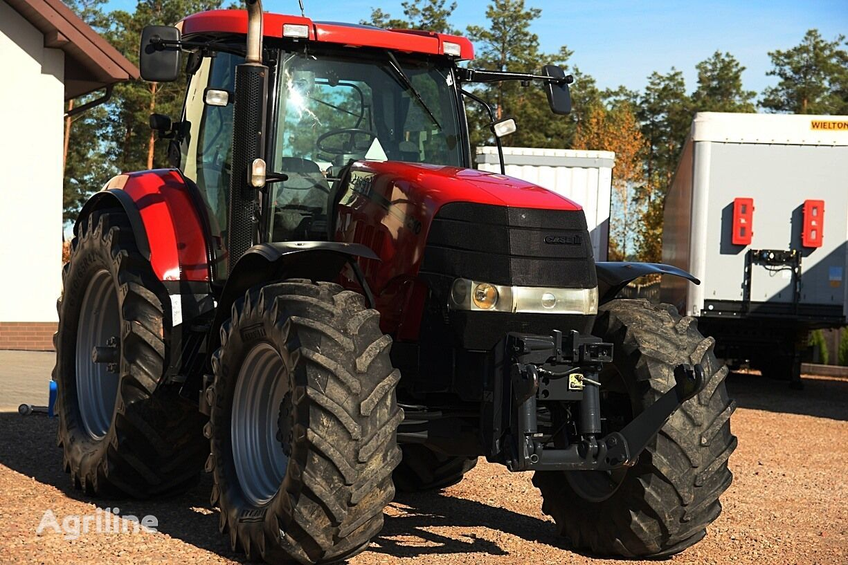 ciągnik kołowy CASE IH PUMA 210 MULTICONTROLER 2 xPTO PERFECT CONDITION ! 2009 !