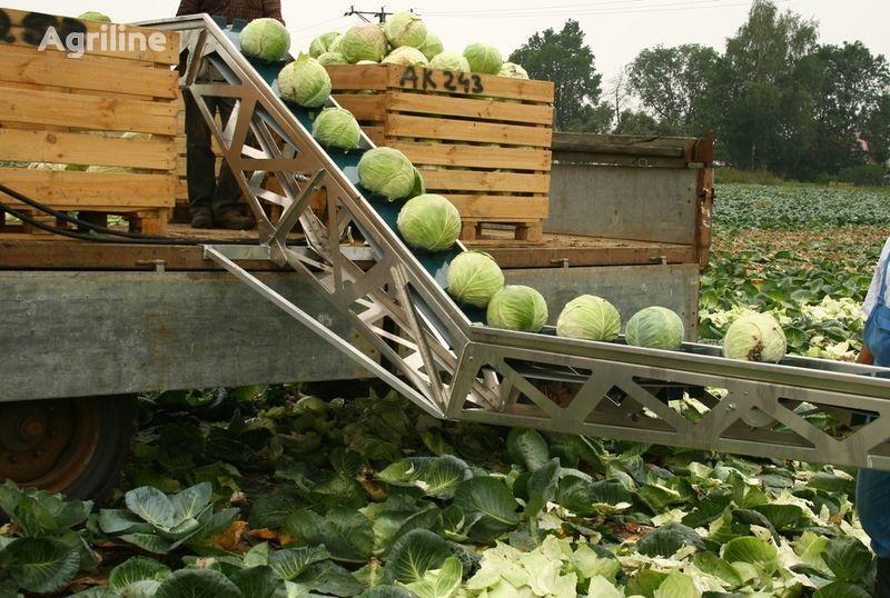 nowy kombajn ziemniaczany GRIMME Transporter dlya uborki kapusty