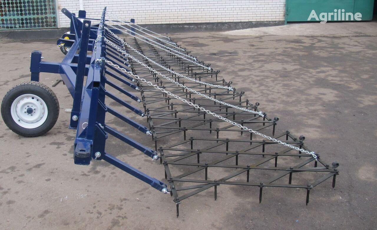 nowy niwelator terenu AGROREMMASH ZBN 8