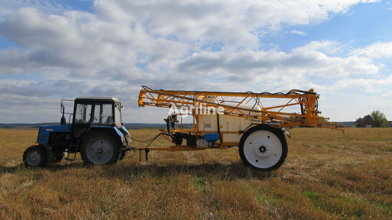 nowy opryskiwacz zaczepiany BOGUSLAV TITAN 3000-28