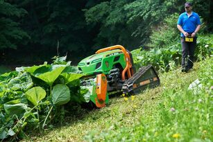 nowy traktorek kosiarka Green Climber LV300 pro