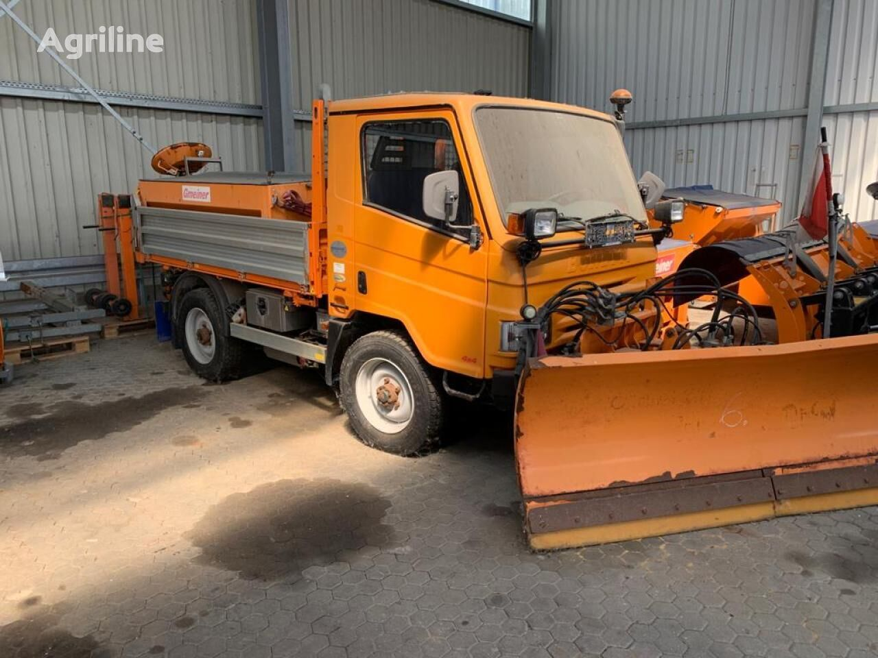 traktorek kosiarka MULTICAR Bonetti F 100 XE05