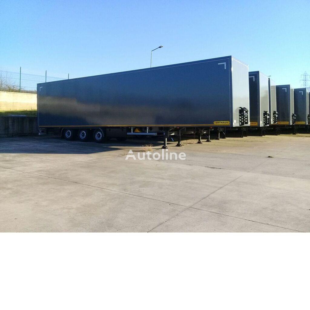 nowa naczepa furgon ORTHAUS