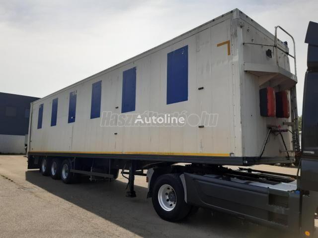 naczepa furgon REISCH ÖNKIHORDÓS-OLDALTNYÍTHATÓ 100m