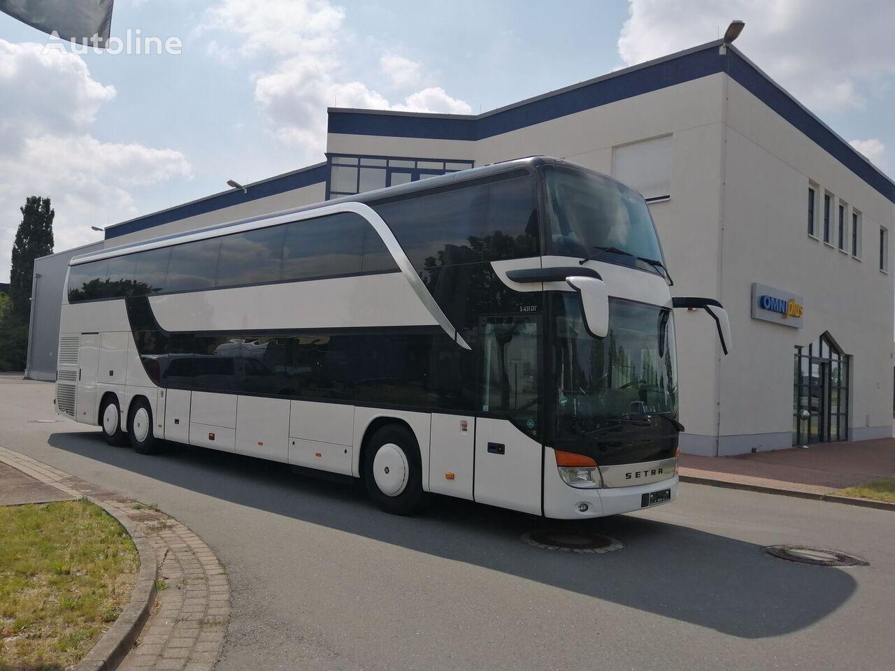 piętrowy autobus SETRA TopClass S 431 DT