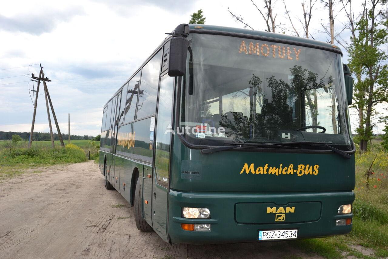 podmiejski autobus MAN A01