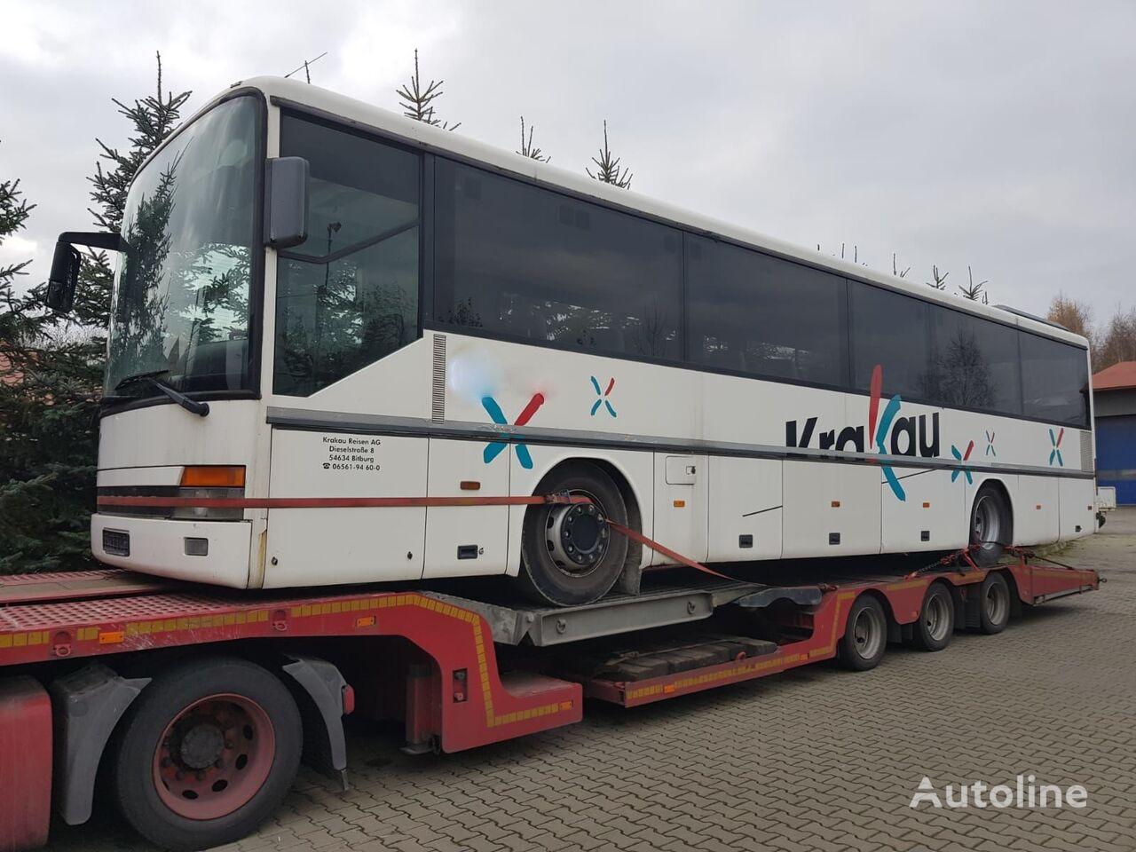 podmiejski autobus SETRA 315 UL, WSZYSTKIE CZĘŚCI