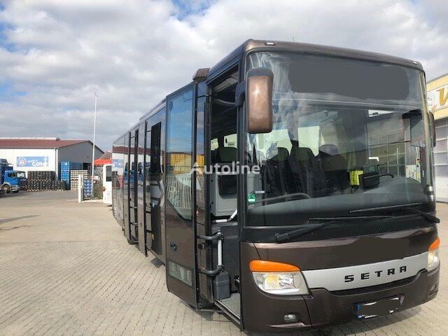podmiejski autobus SETRA MultiClass S 412 UL