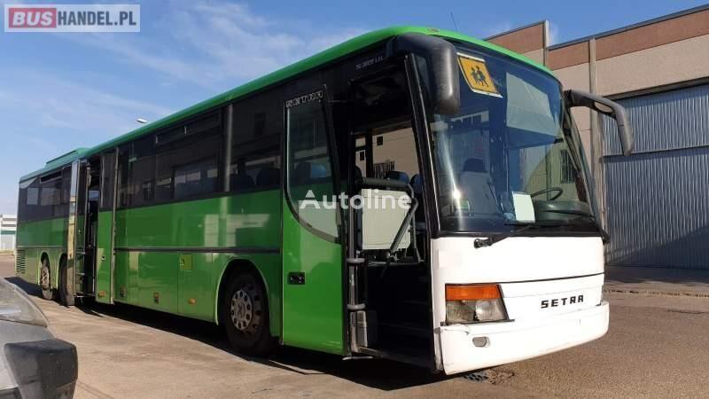 podmiejski autobus SETRA S 319 UL