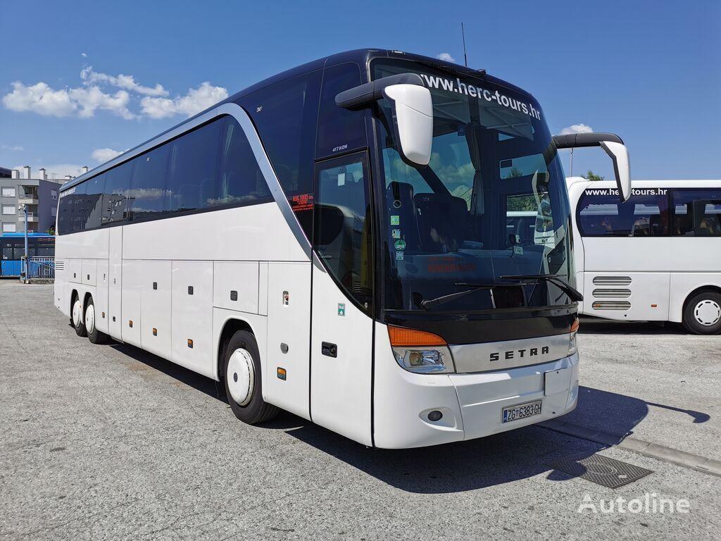 podmiejski autobus SETRA S417