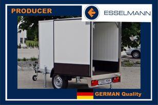 nowa przyczepa chłodnia Esselmann FT1 chłodnia izoterma furgon chłodniczy