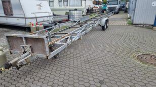 przyczepa do przewozu drewna Barthau für Langmaterial Nutzlast 2520 kg