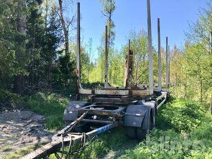 przyczepa do przewozu drewna Kilafors Kranbilsvagn