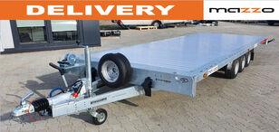 nowa przyczepa do przewozu samochodów FLOOR CPL6021/3ALU
