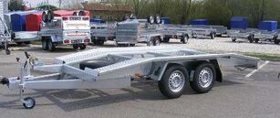 przyczepa do przewozu samochodów WEBER ST2700, trailer and semi trailer rental