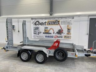 nowa przyczepa do przewozu sprzętu budowlanego Brian James Cargo Digger Plant 2 / opt. Tracstrap / 2.700kg