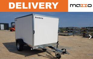 nowa przyczepa furgon Brenderup Cargo 7260 B + double rear door