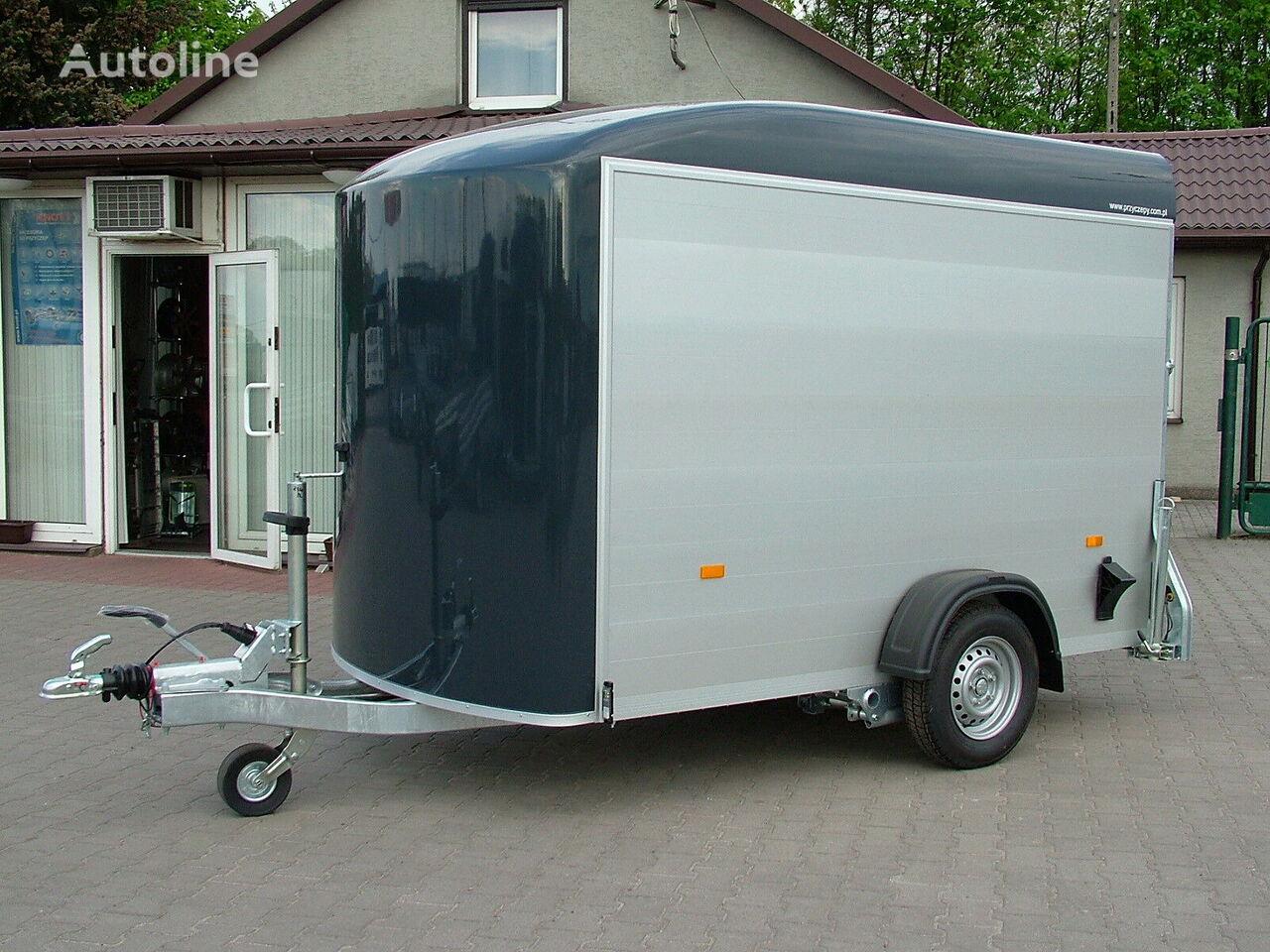 nowa przyczepa furgon Cheval liberte C300 Aluminium