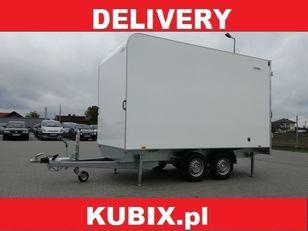 nowa przyczepa furgon KUBIX INSULATED TRAILERS Tomplan TFSP 360T.00 FURGON IZOLOWANY 360X200