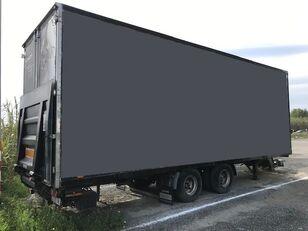 przyczepa furgon MONTENEGRO RCH-2GC