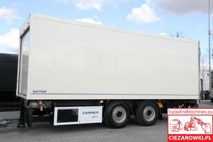 przyczepa furgon ROHR refirgerator , passing trailer m Carrier 850u , 18 EPAL