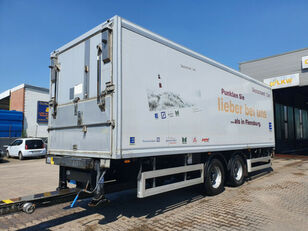 przyczepa furgon WÖZ Anhanger Tandem ISO Anhänger + LBW 2500 KG