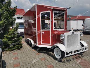 nowa przyczepa handlowa BODEX przyczepa handlowa, mobilna gastronomia, Verkaufsanhänger, Cater