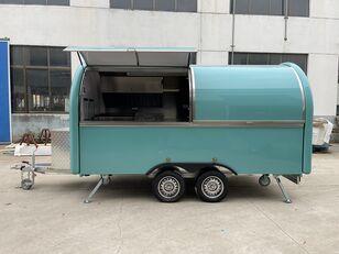 nowa przyczepa handlowa ERZODA ETB Catering trailer imbisswagen Remorque food truck