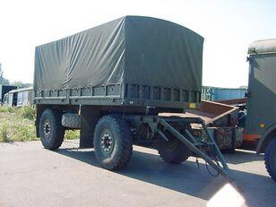 przyczepa plandeka TITAN 65R2B / TLR CGO 5T 4W