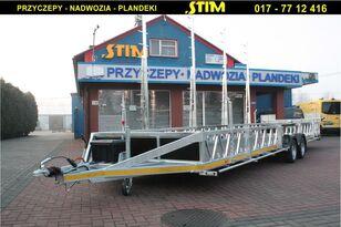 nowa przyczepa platforma STIM S22