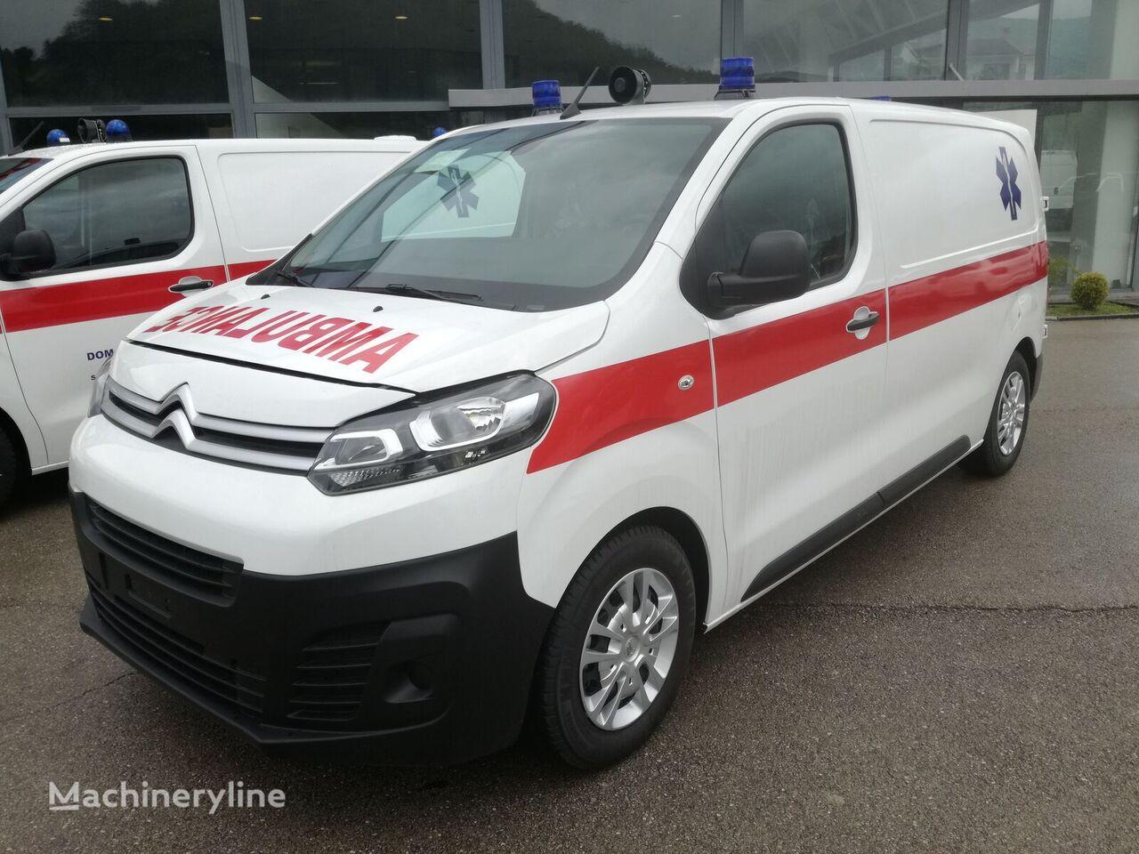 nowy ambulans CITROEN JUMPY M