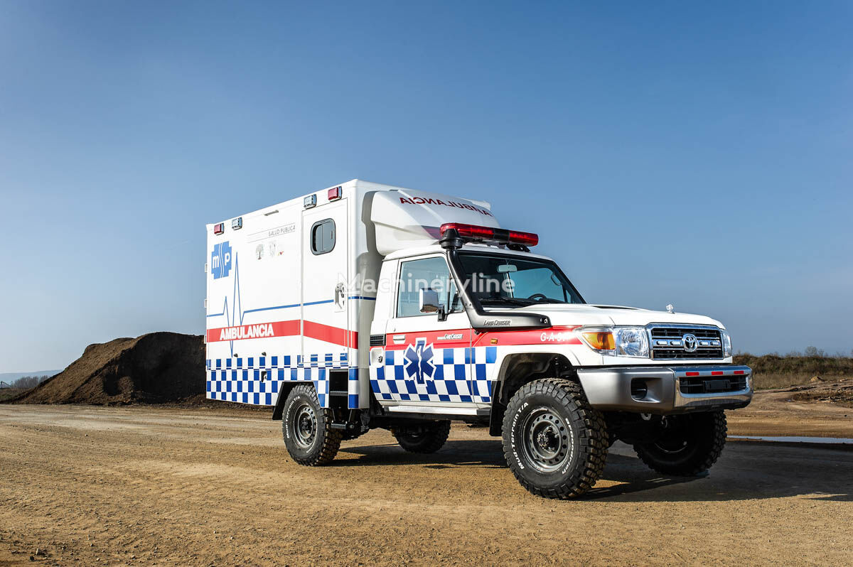 nowy ambulans TOYOTA Land Cruiser Ambulance