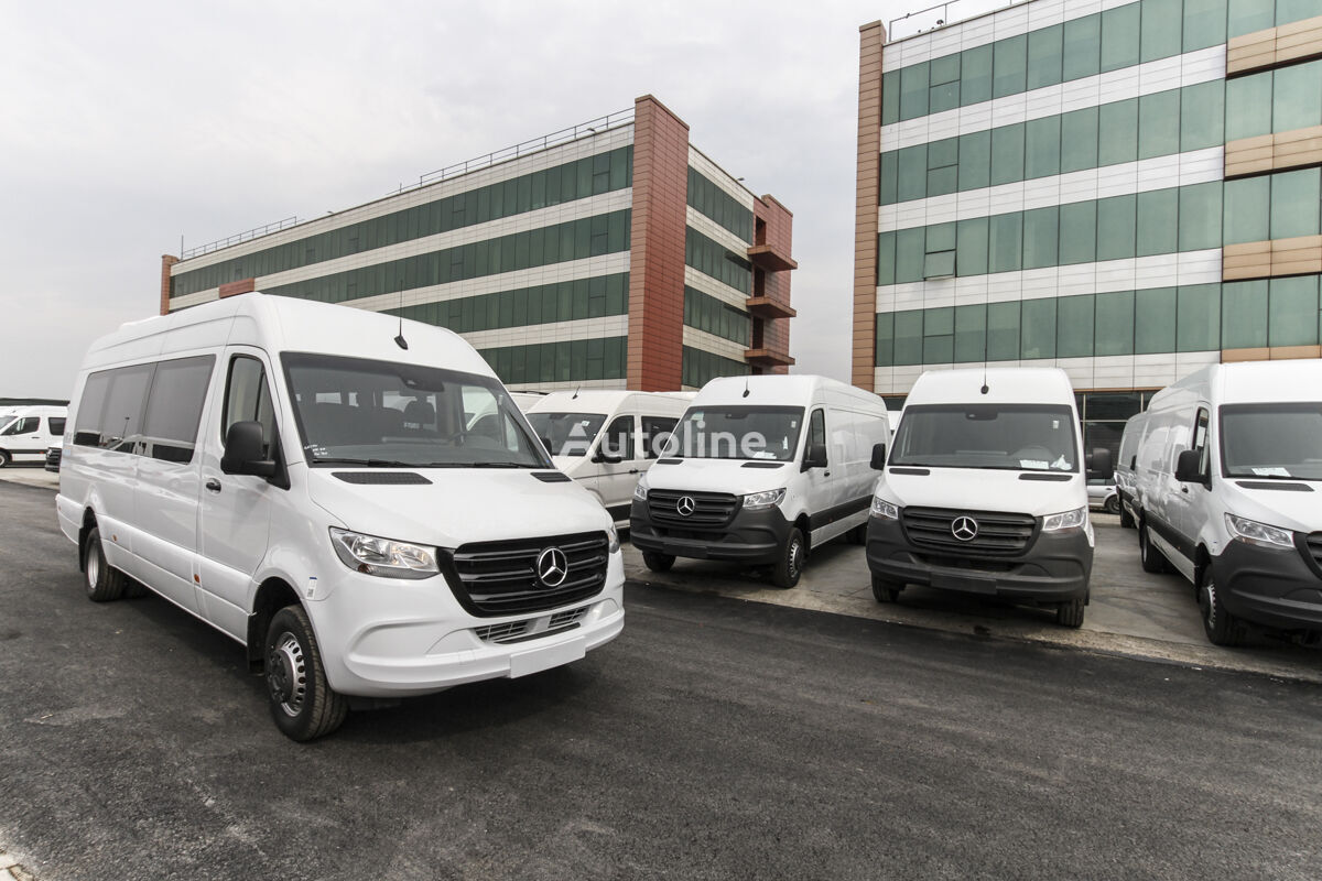 nowy bus pasażerski MERCEDES-BENZ IDILIS 516 19+1+1 *COC* Ready for delivery
