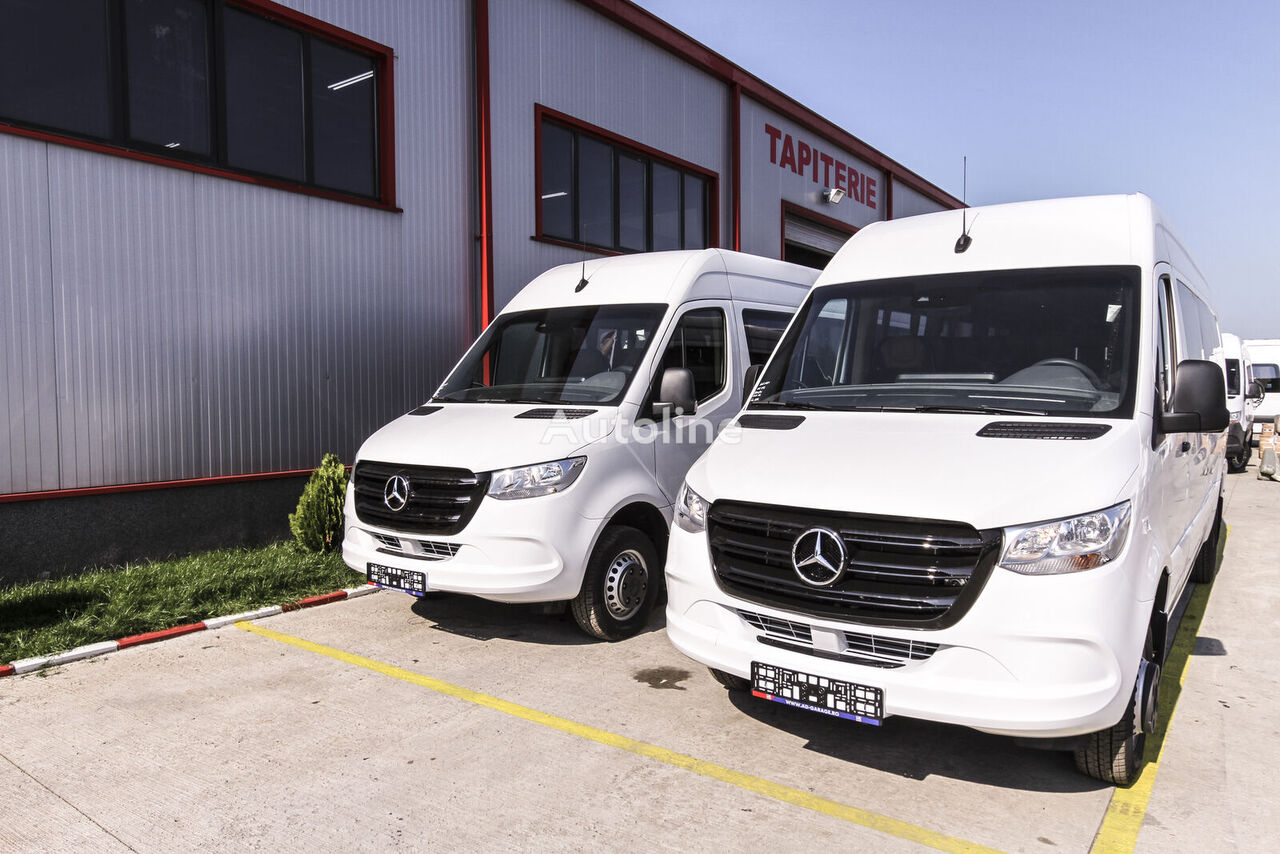nowy bus pasażerski MERCEDES-BENZ Idilis 519 19+1+1 * 5500kg * *COC* Ready for delivery