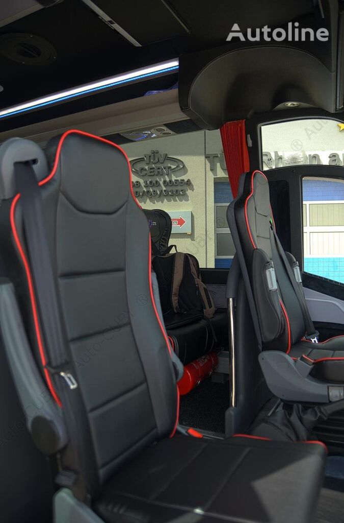 nowy IVECO - CUBY IVECO 70C / EURO 6 / 31-max 35 Osoby / MOC 180-220 KM/ (293