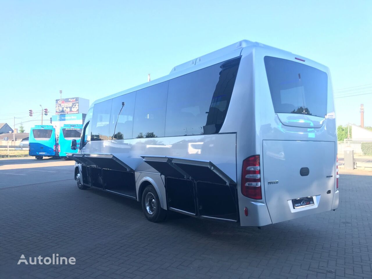 nowy IVECO - CUBY IVECO C70 - NEW MODEL 2018 !!! * AVAILABLE*