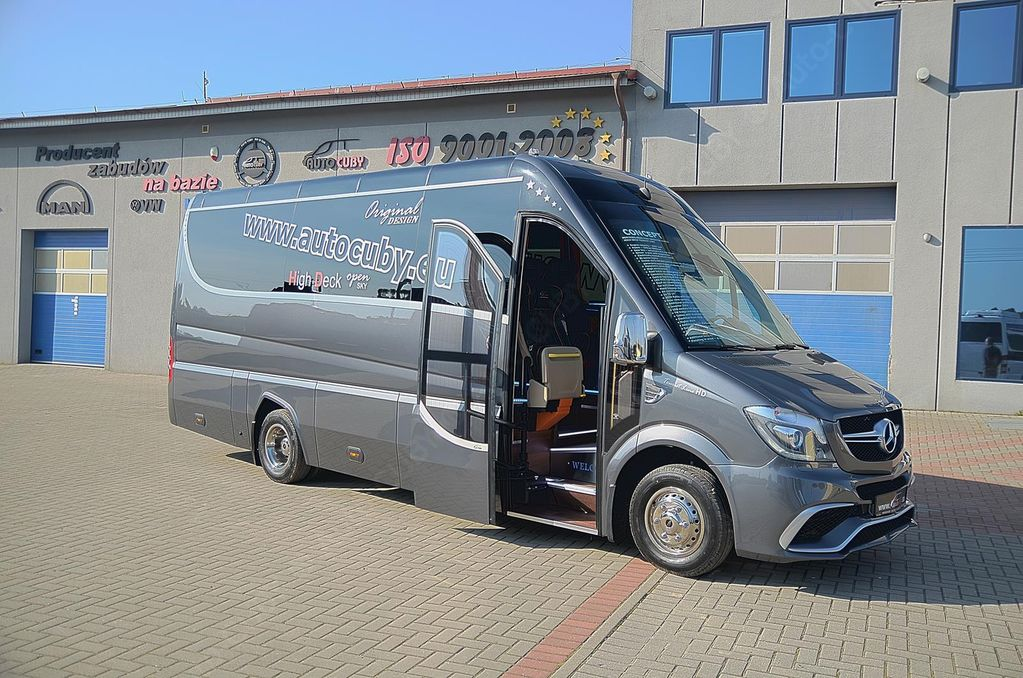 nowy MERCEDES-BENZ - CUBY SPRINTER 519 CDI TOURIST HD LINE OPEN SKY  (313)