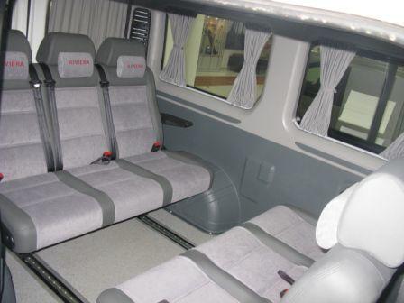nowy minivan PEUGEOT Boxer Tour Transformer