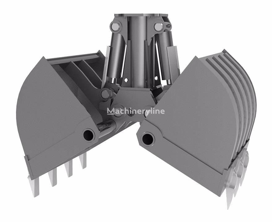 nowy chwytak VTN 91EZ34 Hydraulic Digging Grab Grapple 170L