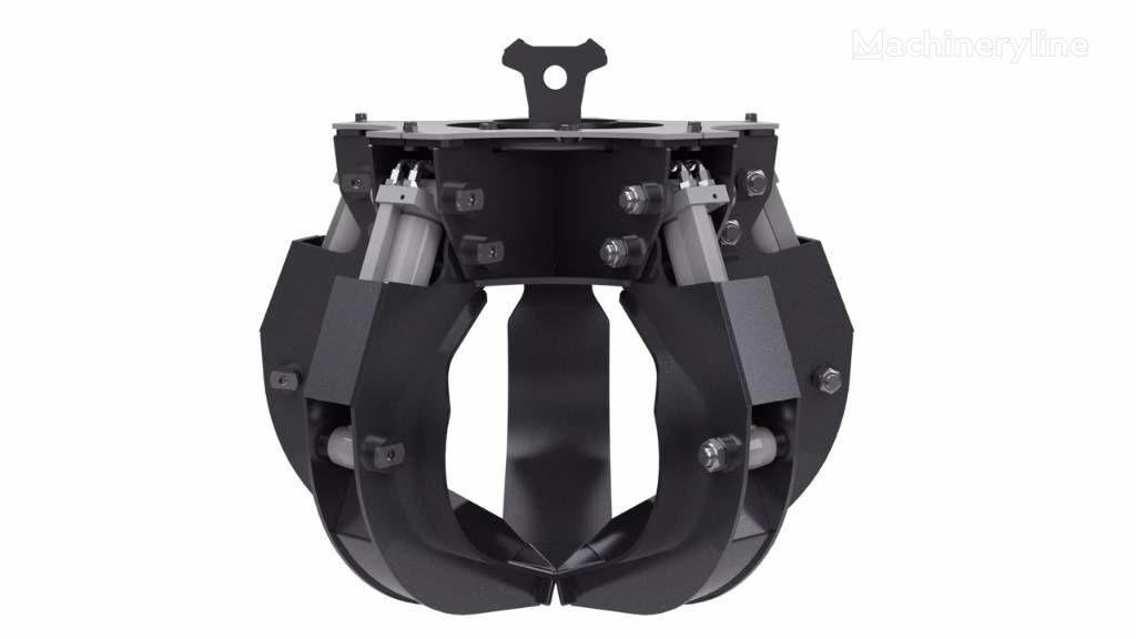 nowy chwytak VTN 92EC250 Hydraulic Polyp Grab for scrap metal 350KG