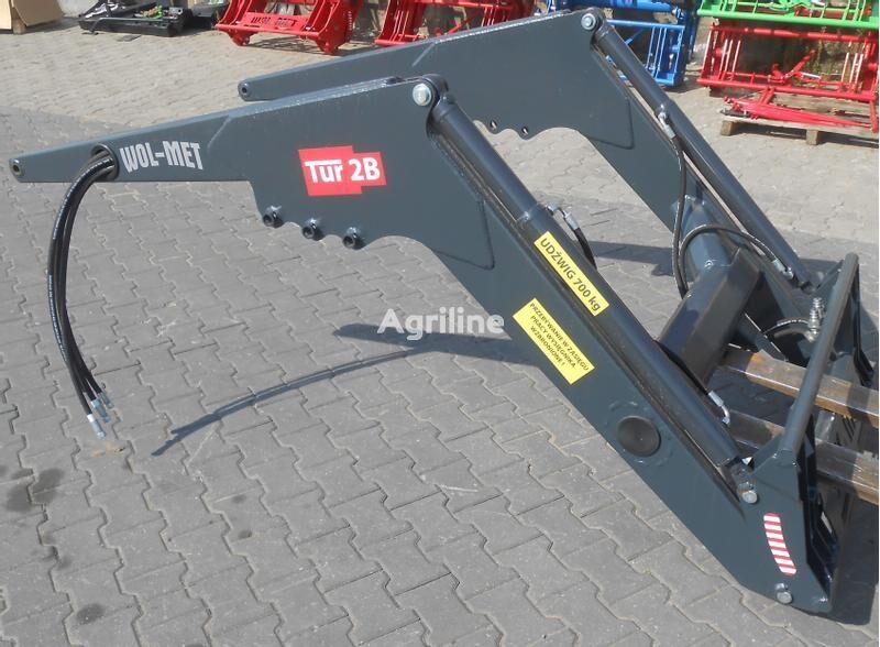 nowy ładowacz czołowy WOL-MET Frontlader/Front loader/Ładowacz 2B do Zetor C360/ MF255